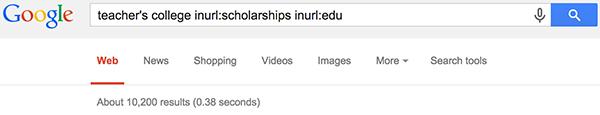 Link Scholarship có được Google coi là liên kết không tự nhiên?