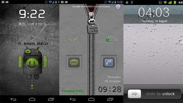 11 ứng dụng màn hình khóa thú vị cho Android