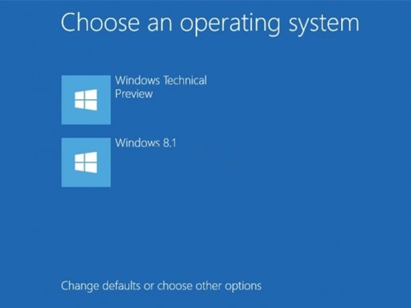 Làm thế nào để cài đặt Windows 10 song song với Windows 7, 8? 4