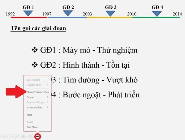 Hướng dẫn cách sử dụng PowerPoint 2013 với 5 tính năng mới 2
