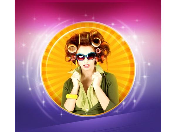 Hiệu ứng ánh sáng tuyệt vời cho posters với Adobe Photoshop CS5 1