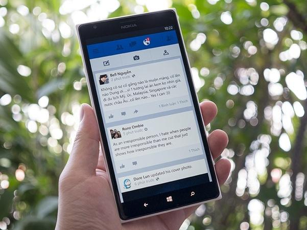 6 mẹo hay khi sử dụng Facebook trên Windows Phone có thể bạn chưa biết 4