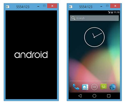 Các bước cài đặt Android 5.0 Lollipop trên PC