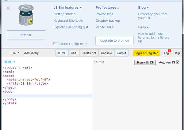 Điểm danh 9 trình soạn thảo code trực tuyến