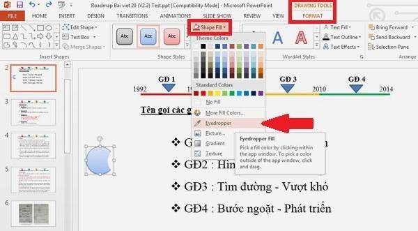 Hướng dẫn cách sử dụng PowerPoint 2013 với 5 tính năng mới