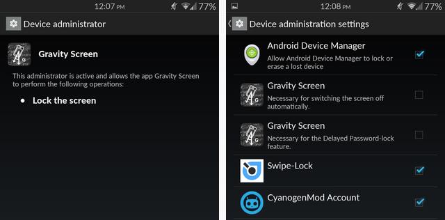 """Hướng dẫn khóa và mở khóa Android với """"2 lần chạm"""""""