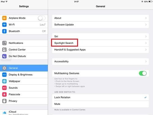 """Loại bỏ những tính năng """"thừa"""" trên IOS 8"""