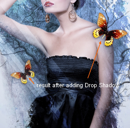 Tạo một Astract photo manipulation chủ đề thiên nhiên (phần 2)