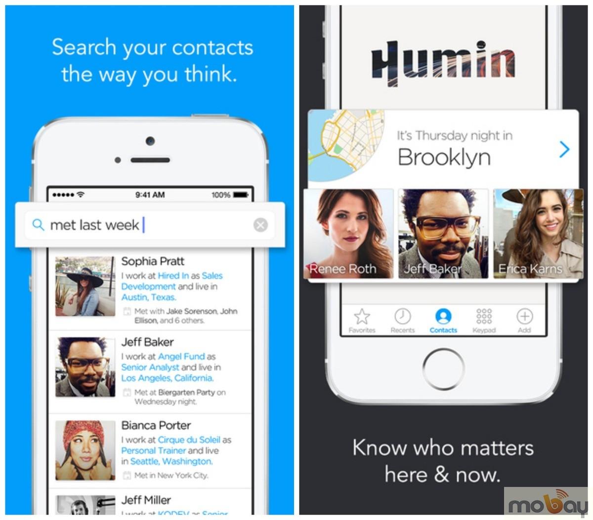 12 ứng dụng iOS được Mashable bình chọn hay nhất 2014
