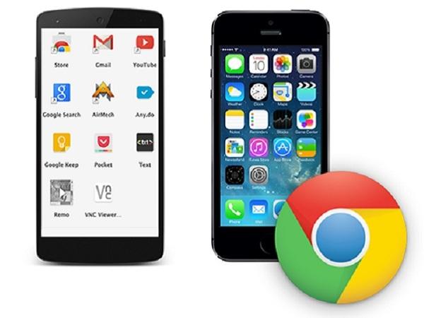 9 thủ thuật hay với trình duyệt Chrome trên Android và iOS 1