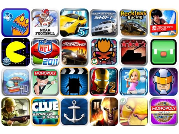 10 trò chơi miễn phí kiếm được nhiều tiền nhất 2014 trên IOS 1