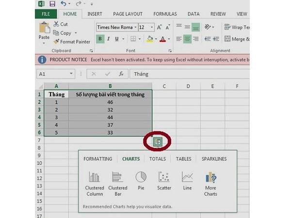 Cập nhật tính năng mới của Excel 2013 4