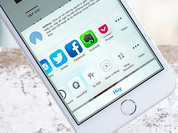 6 thủ thuật bạn không thể bỏ qua nếu muốn tiết kiệm pin trên iOS 8 7