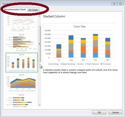 Cập nhật tính năng mới của Excel 2013