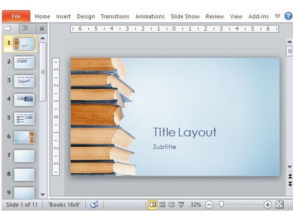 Một số tính năng hấp dẫn cho người dùng PowerPoint 2013 2