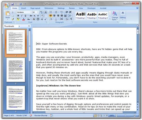 Nếu bạn hay dùng Office Word, cần biết những thủ thuật này