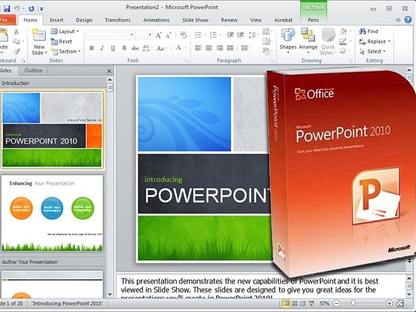 PowerPoint 2010: 5 mẹo hay để phát video ấn tượng 2