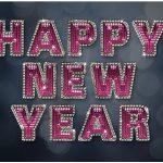 Hướng dẫn tạo hiệu ứng chữ năm mới lấp lánh, quyến rũ bằng photoshop ( phần 1) 16