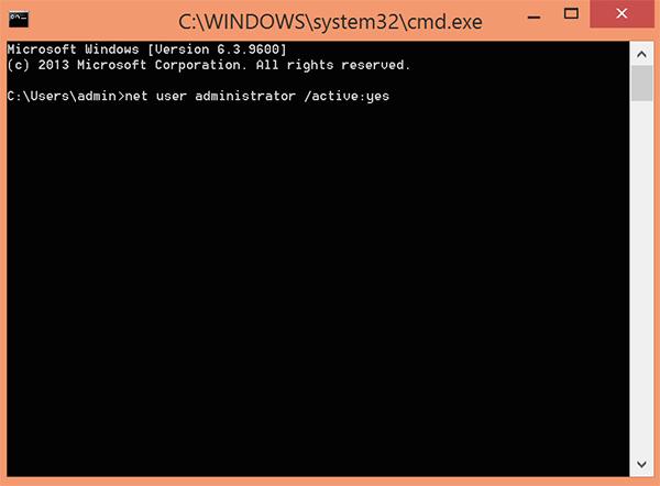 Windows 8.1: 7 lỗi thường gặp và cách khắc phục