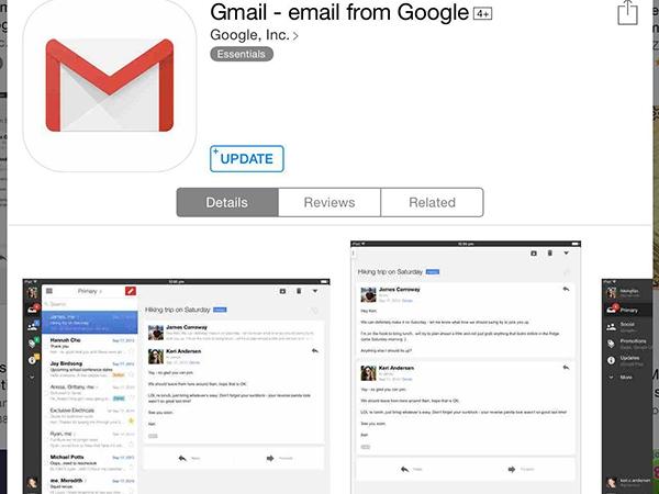 3 cách cực đơn giản để cài đặt nhiều tài khoản gmail trên iPhone 1
