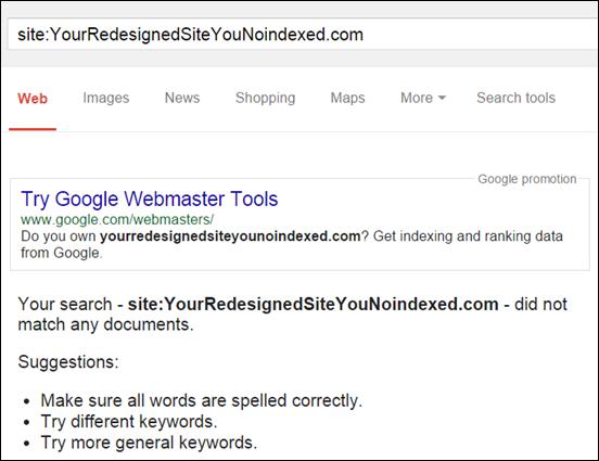 5 sai lầm về SEO bạn thường gặp phải khi thiết kế lại website