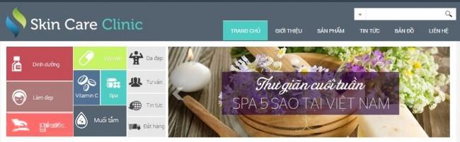 """5 yếu tố giúp một website Spa """"giữ chân"""" khách"""