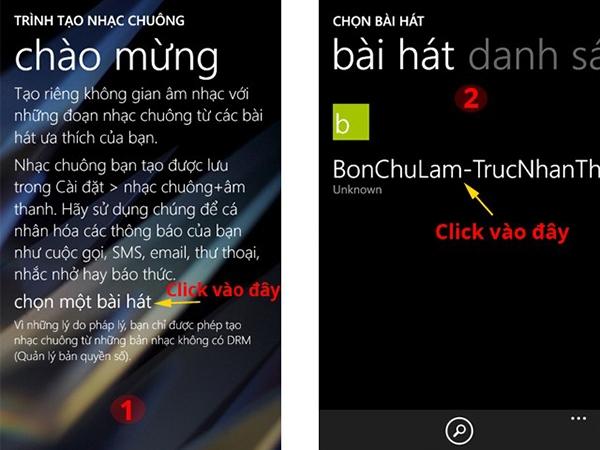Thủ thuật giúp người dùng cá nhân hóa điện thoại Windows Phone 2