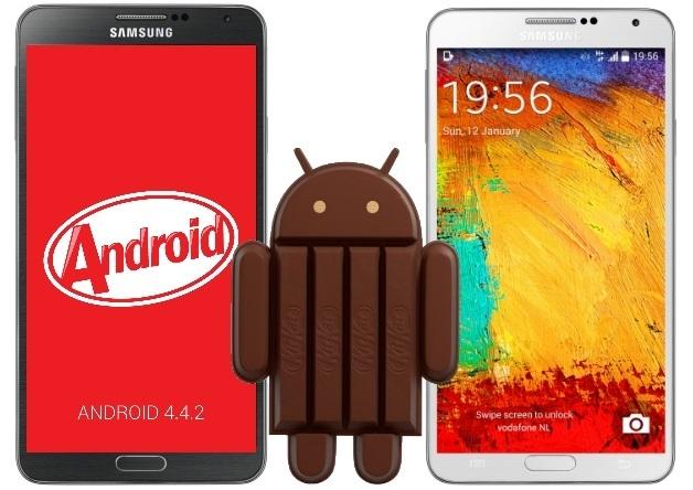 Cách khắc phục một số lỗi do Android 4.4.2 KitKat trên Galaxy Note 3