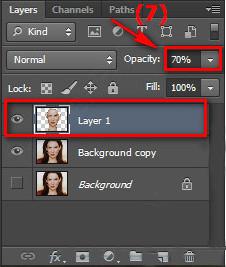 Hướng dẫn kỹ năng smooth skin trong Photoshop CS6