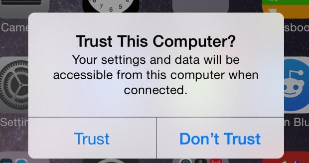 Tại sao iPhone 6 không nhận iTunes và cách khắc phục
