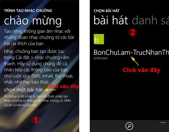 Thủ thuật giúp người dùng cá nhân hóa điện thoại Windows Phone