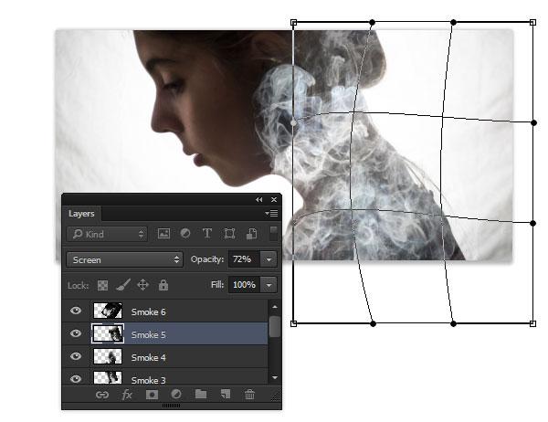 Hướng dẫn tạo hiệu ứng khói trong Adobe Photoshop