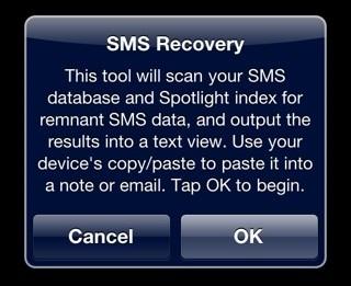 Một số thủ thuật hay với tin nhắn SMS trên iPhone Phần 2