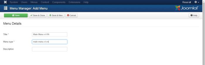 Hướng dẫn tạo site Multilanguage với joomla 3.x