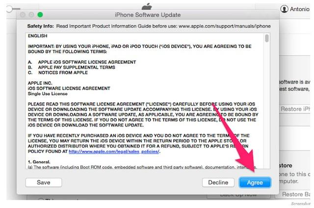 Làm thế nào khi iPhone không đủ bộ nhớ để cập nhật iOS 8.4