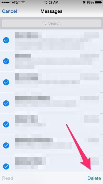 Những cách tốt nhất để giải phóng không gian cho iPhone 16GB