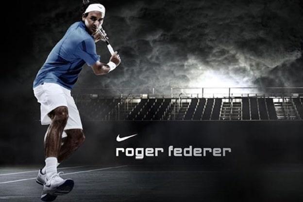 Tay vợt Federer là đại diện thương hiệu của Oppo