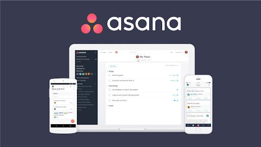 Phần mềm quản lý công việc theo nhóm Asana