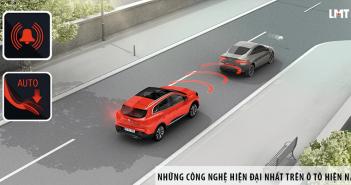 Những công nghệ hiện đại nhất trên ô tô hiện nay