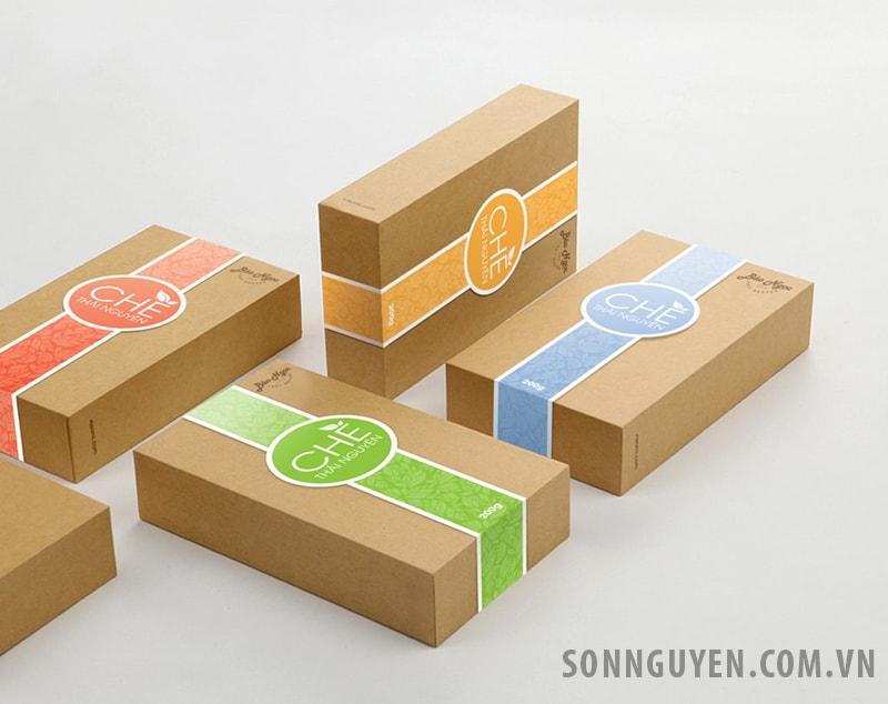 Ứng dụng in hộp quà