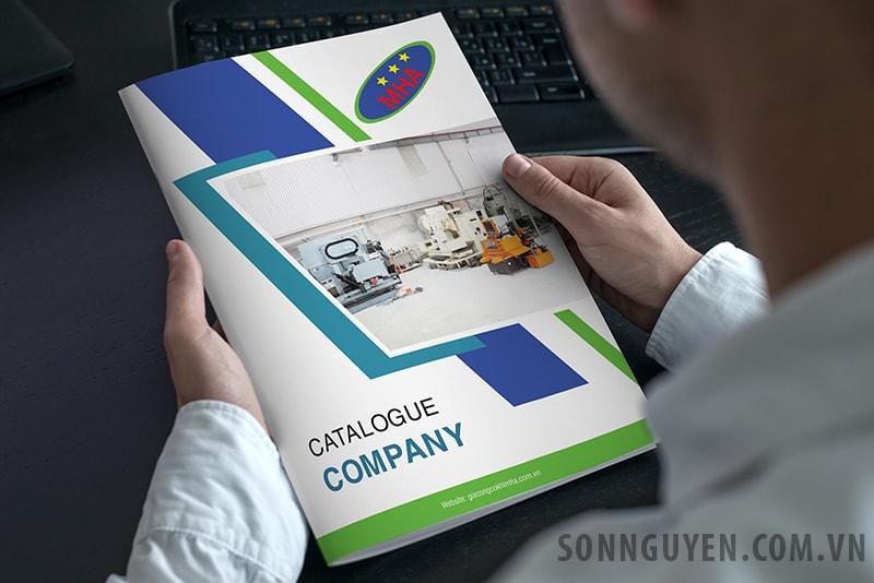 Ứng dụng in giới thiệu sản phẩm, catalog