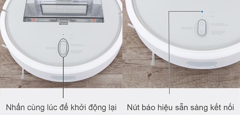 Cài đặt và kết nối Mi Home với Robot hút bụi Xiaomi