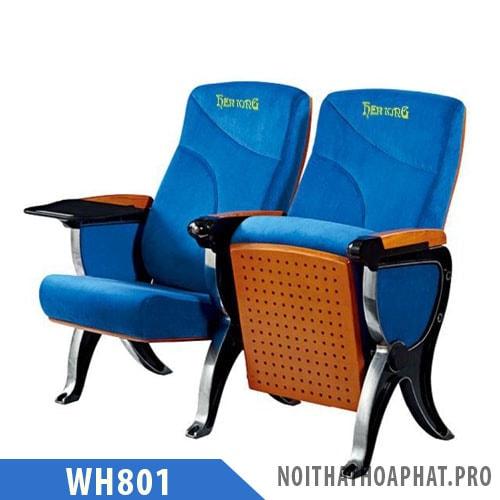 Ghế hội trường WH801
