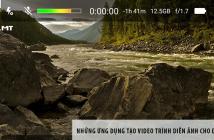 Những ứng dụng tạo video trình diễn ảnh cho điện thoại tuyệt đẹp