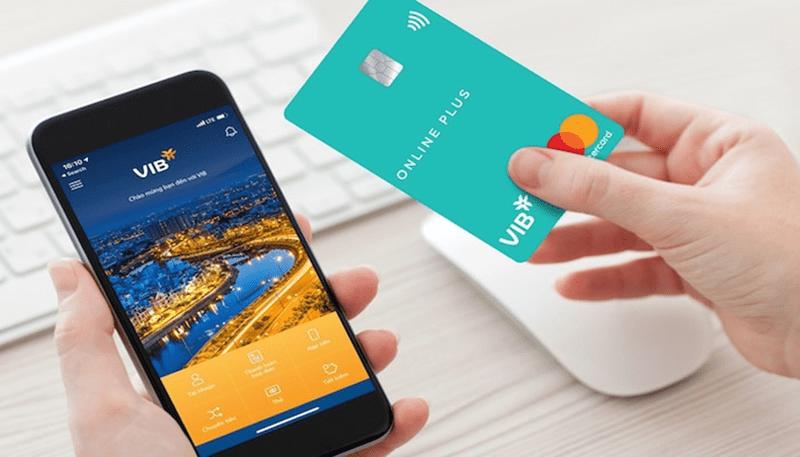 Trả góp qua thẻ tín dụng VIB khi mua hàng trực tuyến