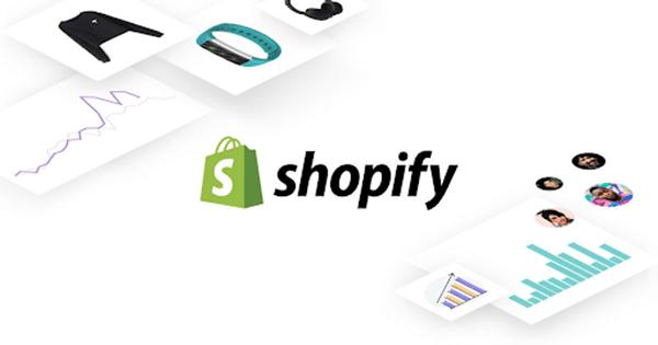 Shopify là chương trình tiếp thị liên kết hàng đầu năm 2020