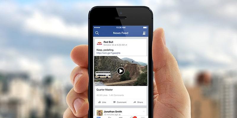 Thử quảng cáo Video khi chạy quảng cáo facebook