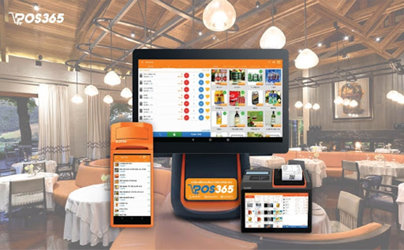Sử dụng hệ thống phần mềm POS365 giúp việc quản lý nhà hàng trở nên dễ dàng hơn