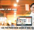 Chi phí sử dụng phần mềm quản lý nhà hàng POS 365 bao nhiêu?