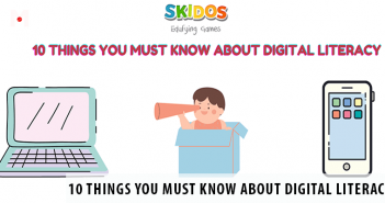 10 Things you must know about Digital Literacy (or information/media literacy) for Students
